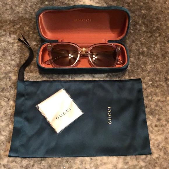 Clear Gucci Sunglasses Frames